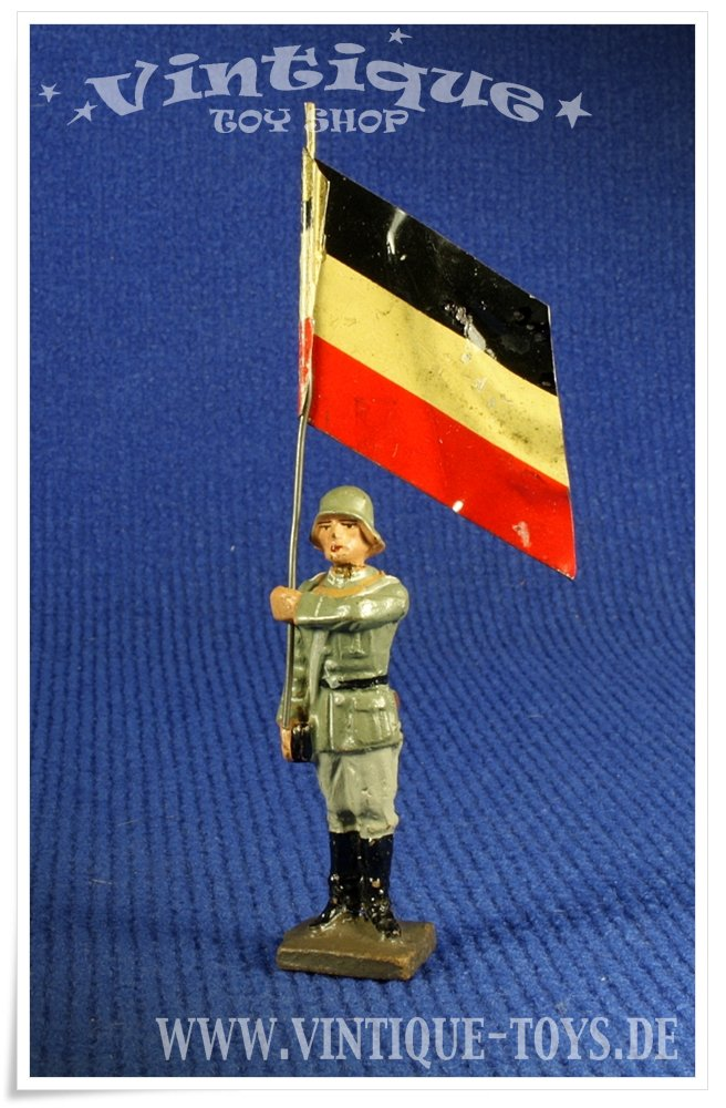 deutscher fahnenträger