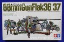 1:35 Bausatz GERMAN 88mm GUN FLAK 36/37, Tamiya, ca.1995