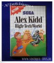 ALEX KIDD HIGH-TECH-WORLD Spielmodul / cartridge für Sega...
