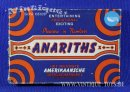 ANARITHS, Mayfair Enterprises / New York, 1945