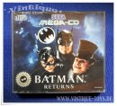 BATMAN RETURNS für Sega Mega CD, Sega, ca.1993