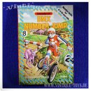 BMX NUMBER JUMP Software für Commodore 64, Longman...