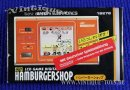 Bandai LCD Game & Watch Handheld Spiel HAMBURGERSHOP in...