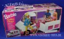 Barbie GOLDEN DREAM TRAUMMOBIL neuwertig, Mattel, 1988