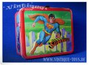 Blech Metal-Lunchbox SUPERMAN, Aladdin (Nashville) / USA,...