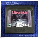 DEVILISH Spielmodul / cartridge für Sega Game Gear...
