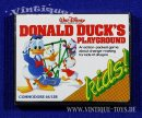 DONALD DUCKS PLAYGROUND Cassetten-Spiel für Commodore C...