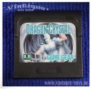 DRAGON CRYSTAL Spielmodul / cartridge für Sega Game Gear...