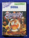 DRAGON CRYSTAL Spielmodul / cartridge für Sega Master...