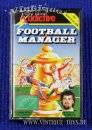 FOOTBALL MANAGER Cassetten-Spiel für Sinclair ZX Spectrum...