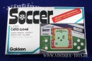 Gakken LCD Game & Watch SOCCER in OVP, Gakken, 1983