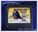 INDIANA JONES AND THE LAST CRUSADE Spielmodul / cartridge...