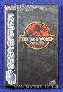 JURASSIC PARK ? THE LOST WORLD Spiel-CD für Sega Saturn,...