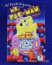 LCD Handheld Game MS. PAC-MAN in OVP; Schmidt Electronic...