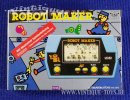 LCD Handheld ROBOT MAKER in OVP; Takatoku Toys Ltd. /...