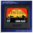 LION KING Spielmodul / cartridge für Sega Game Gear...