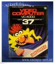 MONSTER-MAN Spielmodul / cartridge Nr.37 für Interton VC...