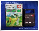 NR.10 GOLF Spielmodul / cartridge für Philips Videopac...