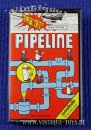 PIPELINE Cassetten-Spiel für Commodore C 64 Homecomputer...