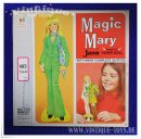 Paper Doll / Magnetische Ankleidepuppe MAGIC MARY JANE,...
