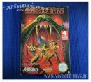 SWORDS AND SERPENTS Modul für Nintendo NES mit Spielanleitung in OVP, Acclaim, ca.1990
