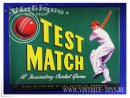 TEST MATCH CRICKET GAME, John Waddington Ltd./GB, ca.1955