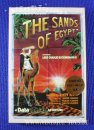 THE SANDS OF EGYPT Disketten-Spiel für ATARI 400/800...