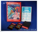 TRON DEADLY DISCS Spielmodul / cartridge für Mattel Intellivision, Mattel, ca.1982