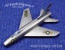 Wiking 1:200 Flugzeugmodell SUPER SABRE F-100, Wiking...