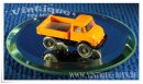 Wiking MERCEDES UNIMOG PRITSCHE 370 orange