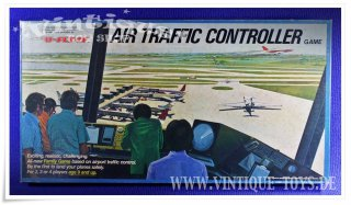 AIR TRAFFIC CONTROLLER GAME, Schaper Manufactoring Company / USA, ca. 1974