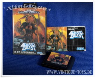ALTERED BEAST Spielmodul / cartridge für Sega Mega Drive, Sega, ca.1990