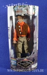 Actionfigur GUNSMOKE MATT DILLON - THE BEST OF THE WEST in OVP, Exclusive Premiere / USA, 1995