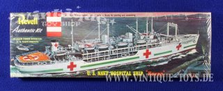 Bausatz U.S.NAVY HOSPITAL SHIP HAVEN Maßstab 1:478, Revell, 1995