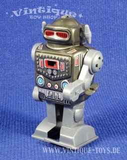 Blechroboter THE ROBOT CAPTAIN, Yoneya Toys Co. / Japan, ca.1971