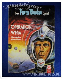 DAS PERRY RHODAN SPIEL - Operation Wega, ASS, 1986