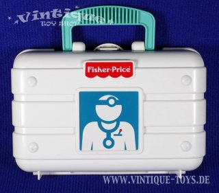 Fisher Price ARZTKOFFER / MEDICAL KIT, Fisher Price Toys, 1997