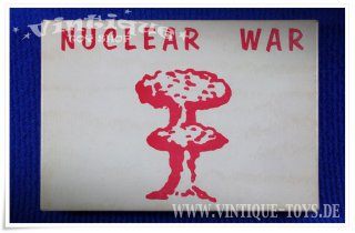NUCLEAR WAR, Flying Buffalo / USA 1965