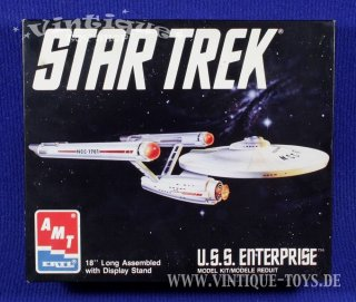 amt Ertl STAR TREK U.S.S. ENTERPRISE, amt Ertl / USA, 1989