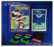 STAR STRIKE Spielmodul / cartridge für Mattel...